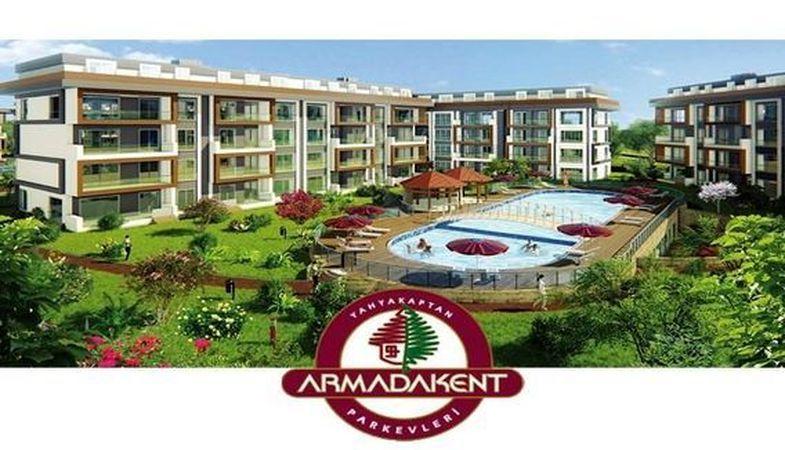 Armadakent projesi fiyatları 655 bin TL'den başlıyor
