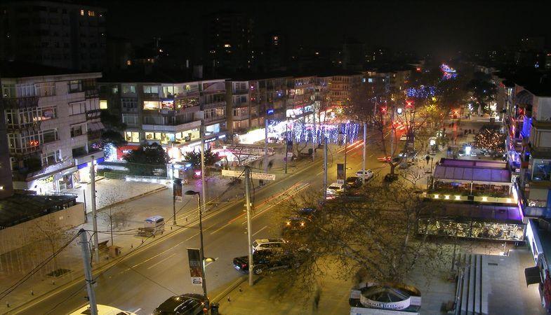 Bağdat Caddesi'nde kentsel dönüşüm başladı