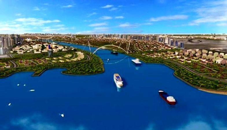 Bakan Aslan: Kanal İstanbul projesiyle yeni adalar yapılacak