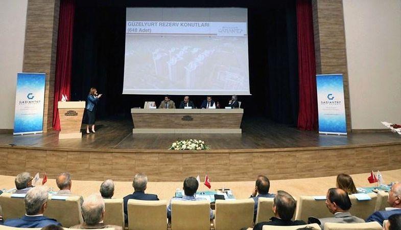 Fatma Şahin: Kuzey Şehir Projesi'nde çalışmalar sürüyor