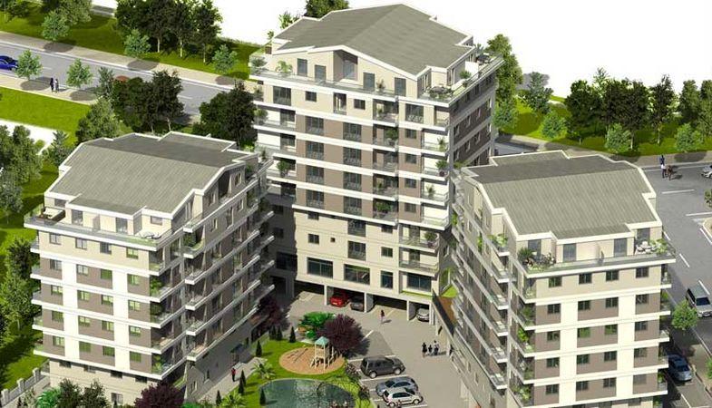 Gavize Park projesi Gebze'de yükseliyor