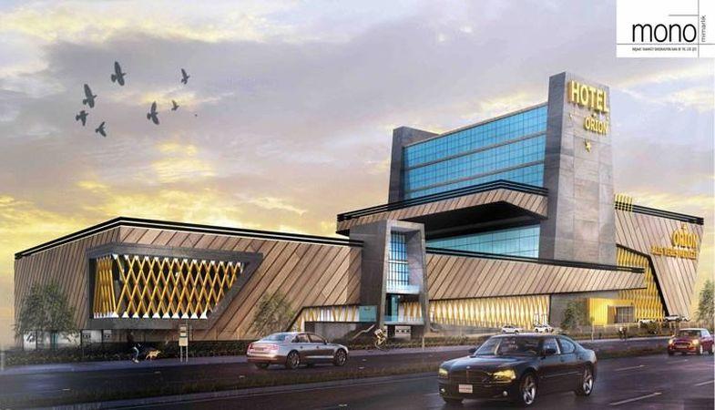 Mono Mimarlık Orion AVM'ye 45 milyon dolarlık yatırım yapacak