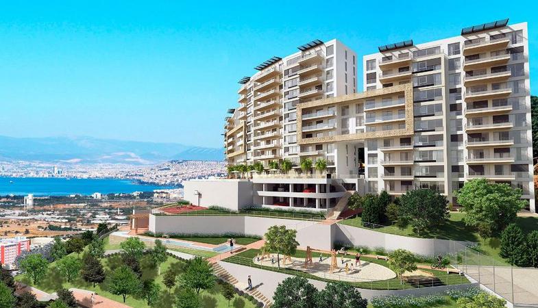 Naskon Panarama Residence konutları 640 bin TL'den satışa sunuluyor