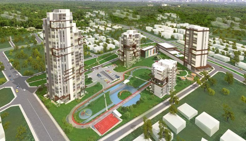 Park Alyans projesinin akıllı konutları 530 bin TL'den satışa çıkıyor