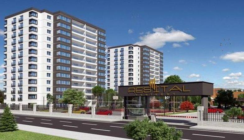 Resital Yenikent fiyatları 140 bin TL'den başlıyor