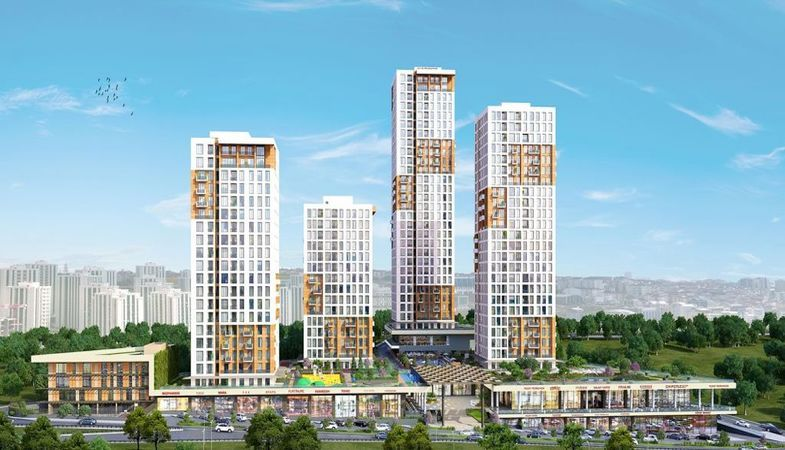Self İstanbul projesi Esenyurt'ta 229 bin TL'den ev sahibi yapıyor