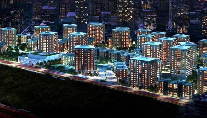 Sinpaş Finans Şehir 'de 2 Bin 750 konut satışa çıktı