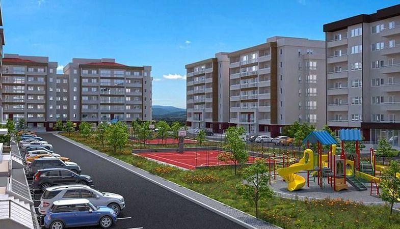 TOKİ Ankara Sincan'da 541 konut inşa edecek