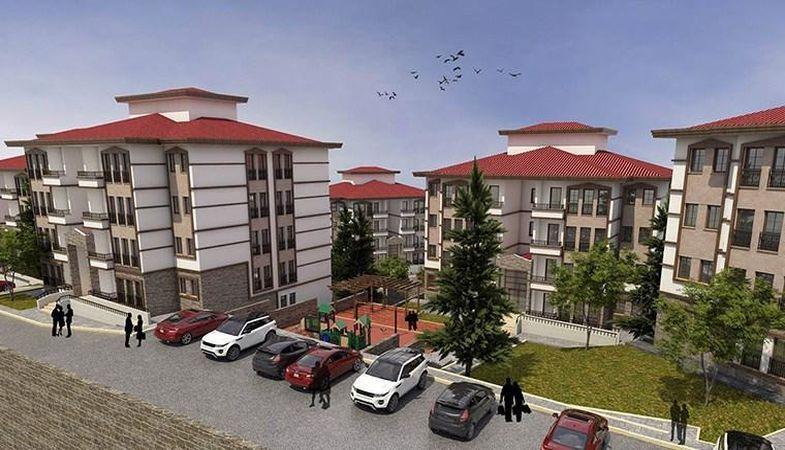 TOKİ, Bartın Ulus'ta 320 konut inşa edecek