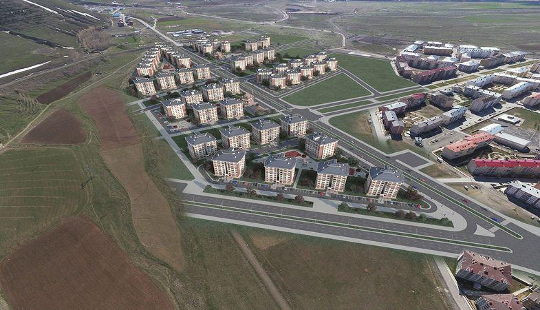 TOKİ Erzurum Palandöken konut kuraları çekildi