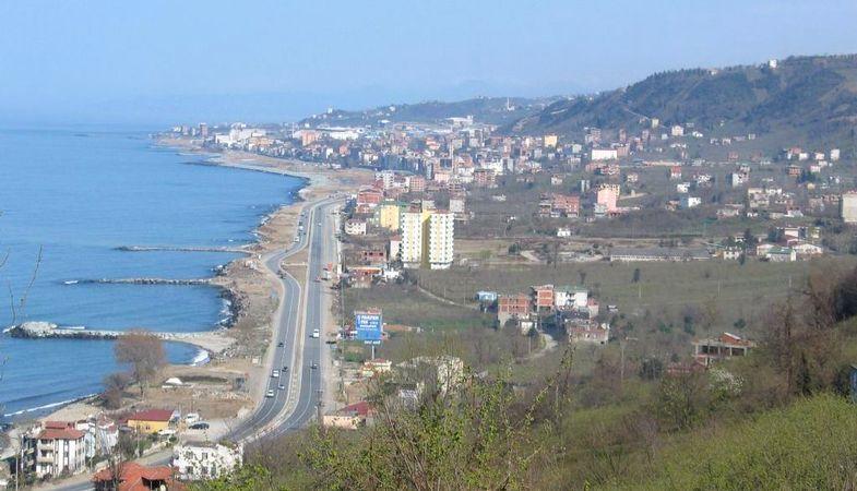Trabzon Büyükşehir Belediyesi'nden 21 milyon TL'ye satılık arsa