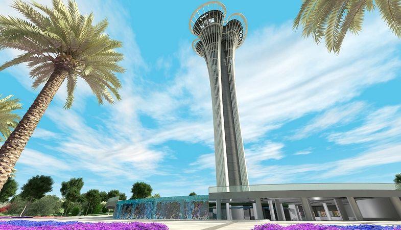 Antalya Expo 2016 Kulesi 'Dünyanın En İyi Kültürel Yapısı' seçildi