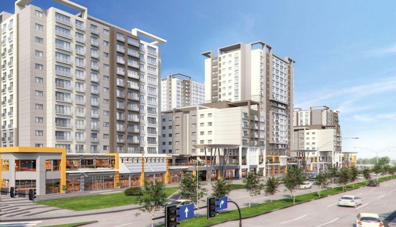 Avrupark Hayat Bahçekent'te 220 bin TL'ye satışa çıktı