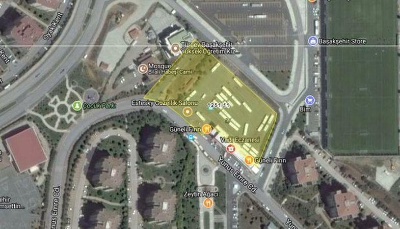 Başakşehir Belediyesi kat karşılığı inşaat ihalesi düzenleyecek