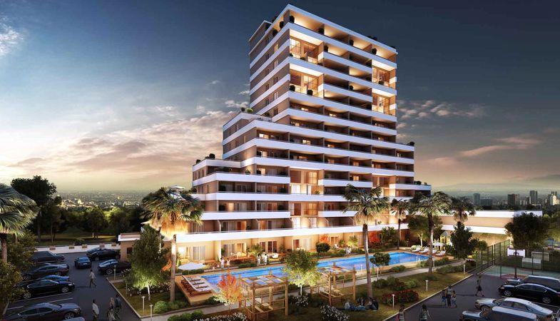Dream Loft'ta 169 bin TL'ye Miami konseptinde yaşam