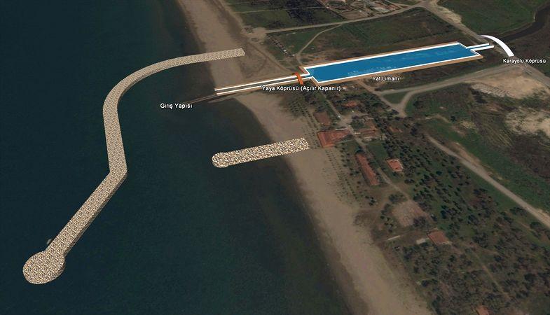 Efes Antik Kenti'ni denizle buluşturacak projeye 53 teklif