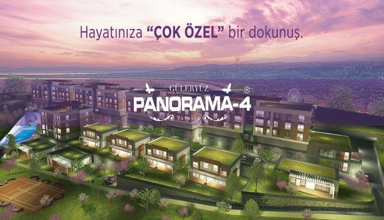 Güleryüz Panorama 4 fiyatları 310 bin TL'den başlıyor