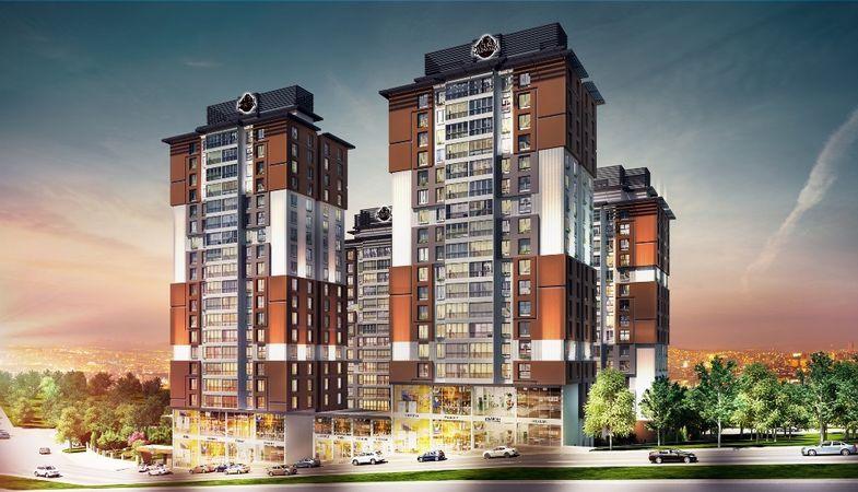 Huzurlu Marmara Güneşli'de fiyatlar 450 bin TL'den başlıyor