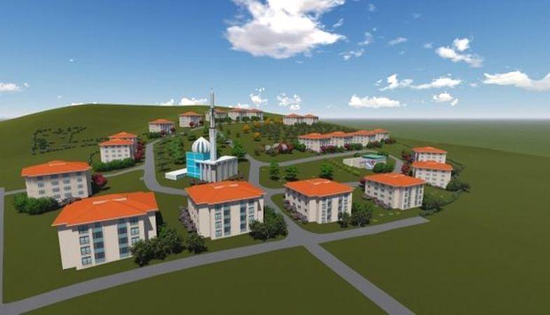 İzmir Kınık TOKİ Evleri'nde başvurular başladı