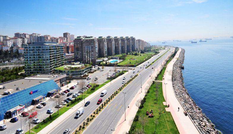 Kartal'a 40 bin yeni konut yapıldı