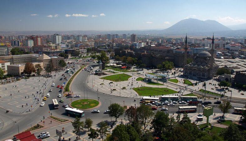 Kayseri Belediyesi 6.5 milyon TL'ye arsa satacak