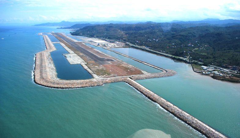 Ordu-Giresun Havalimanı'nı 2 milyon yolcu kullandı