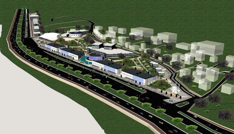 Pelitli kentsel dönüşüm projesinin yüzde 40'ı bitti