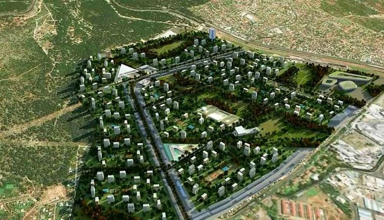 Sur Yapı Antalya Kepez'de kentsel dönüşüme başladı