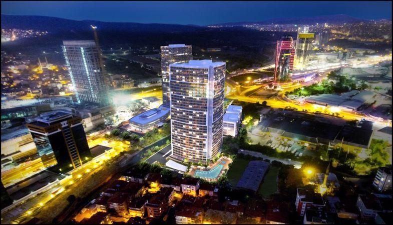 Teknik Yapı sektörün ilk 'Örnek Ofis'li satışını Deluxia Park Business'de yapacak
