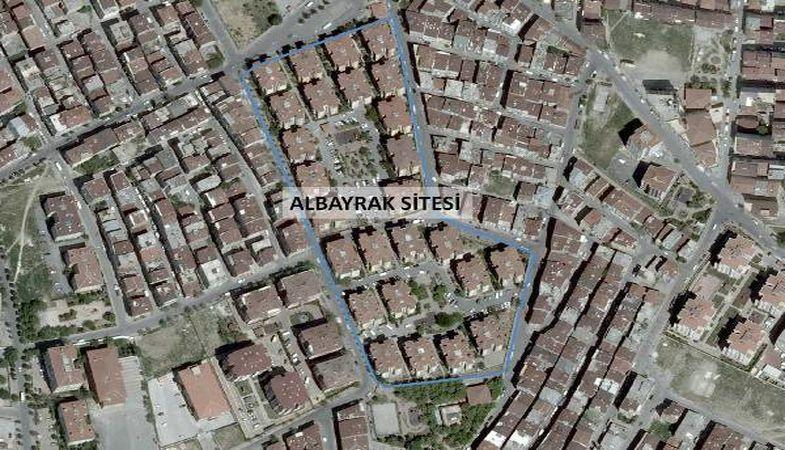 THY B Blok ve Albayrak sitelerinin temelleri 25 Ekim'de atılıyor
