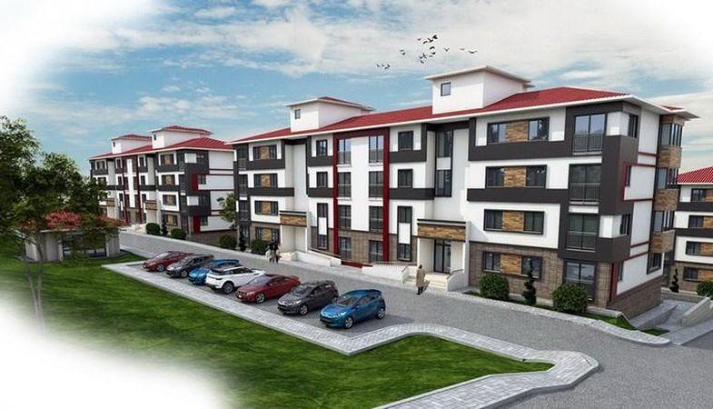 TOKİ Denizli'de 330 konut inşa edecek
