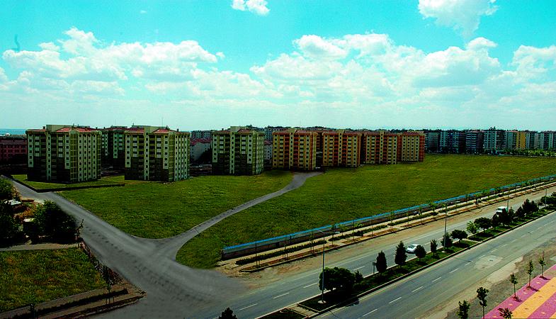 TOKİ Diyarbakır Üçkuyular projesinin başvuruları 13 Kasım'da