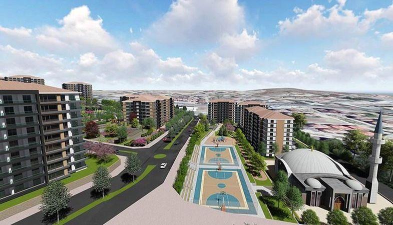 TOKİ, Elazığ'da 277 konut inşa edecek