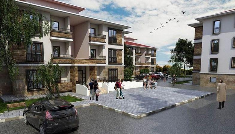 TOKİ Malatya'da 141 konut hayata geçirilecek