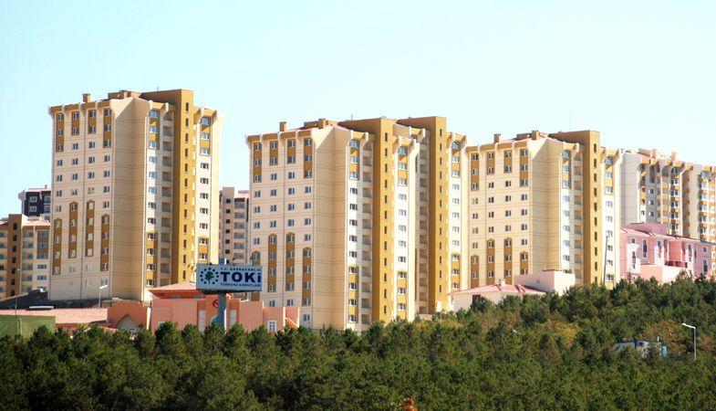TOKİ Tunceli Çemizgezek'te 344 konut yapacak