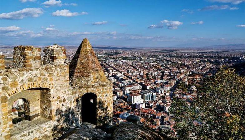Afyonkarahisar Belediyesi'nde satılık 23.3 milyon TL'lik arsa