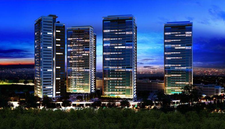 Ametist Residences fiyatları 1 milyon 100 bin TL'den başlıyor