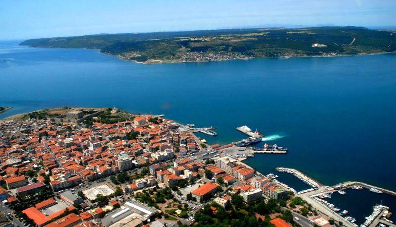 Çanakkale İl Özel İdaresi'nde Cevatpaşa'da satılık 19 lojman