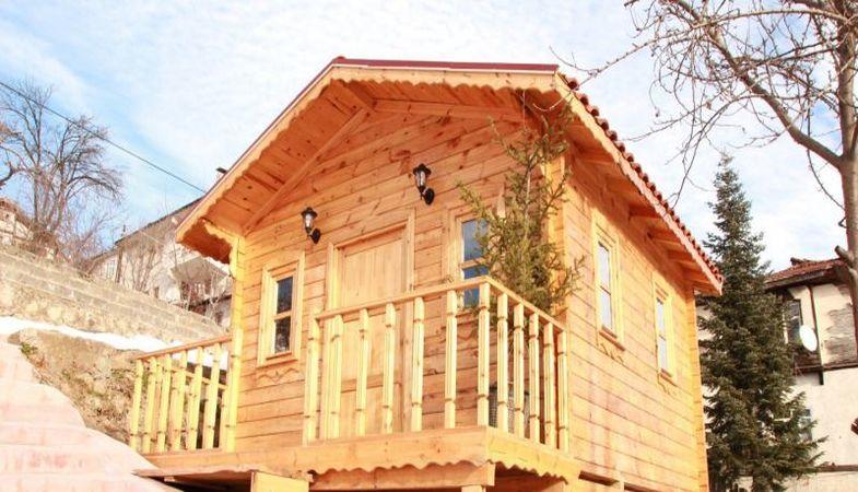 Düzce çandı evleri turizme kazandırıldı