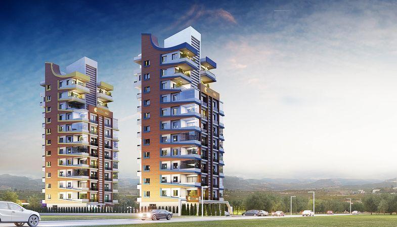 Elysium Tece projesi ile uygun fiyata lüks daire sahibi olma fırsatı
