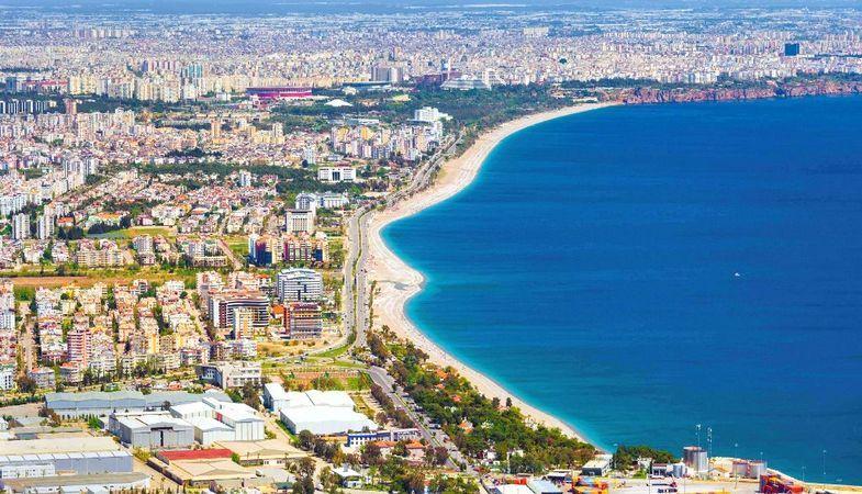 GYODER 9. Gelişen Kentler Zirvesi Antalya'da gerçekleşecek