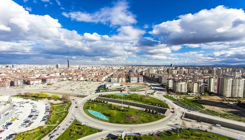 Konya Karatay Belediyesi 25.5 milyon TL'lik arsa satacak