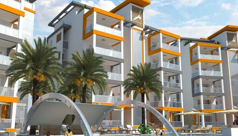 Kule Park Residence Kuşadası'nda 400 bin TL'den satılıyor