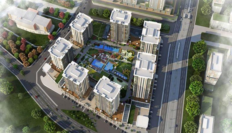 Makro İnşaat Başakşehir'de bin 500 konut daha yükseltecek