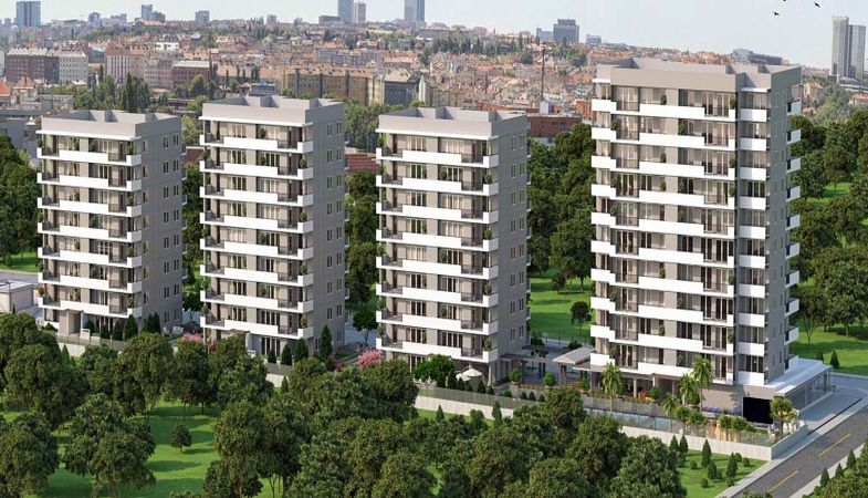 Ova Kıyıboyu projesi Adana Seyhan'da yükseliyor