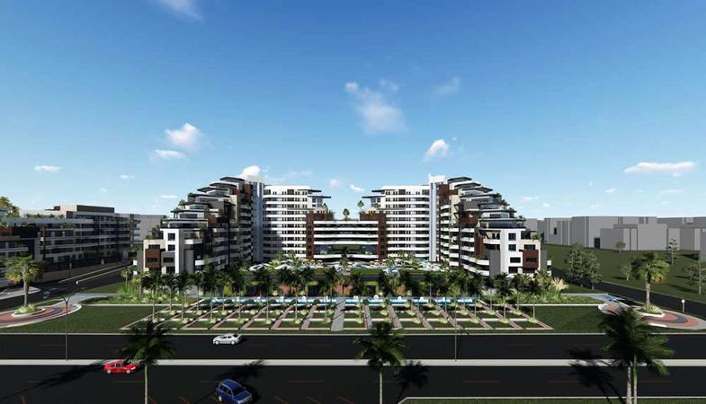 Sunis Residence ile Konyaaltı'nda göz kamaştıran bir yaşam alanı kuruluyor