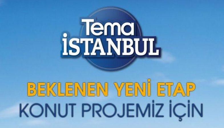 Tema İstanbul Bahçe projesinde ön talep dönemi başladı