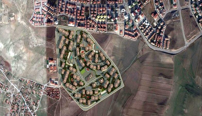 TOKİ Ankara Sincan Saraycık evleri kuraları çekilecek