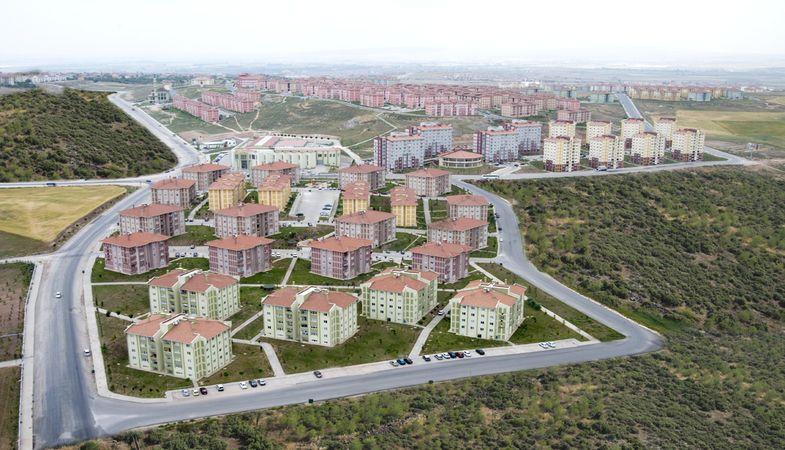 TOKİ Eskişehir Tepebaşı projesinin ev sahipleri bugün belli olacak
