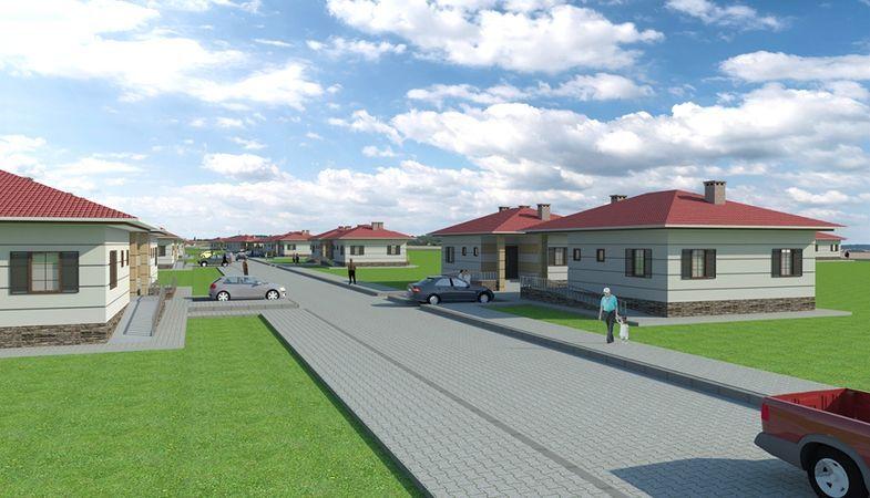 TOKİ Karaman'da 265 tarımköy konutu inşa edecek
